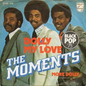 Cover - Moments, The: Dolly My Love