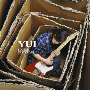 Cover - YUI: I Loved Yesterday