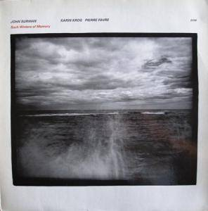 Cover - John Surman: Such Winters Of Memory