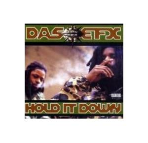 Cover - Das EFX: Hold It Down