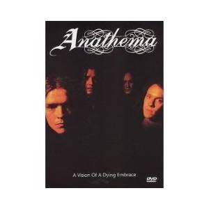 Anathema: Vision Of A Dying Embrace, A - Cover
