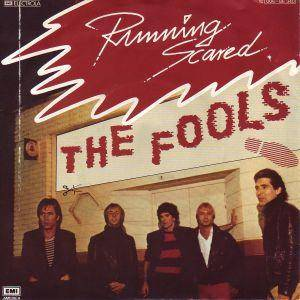 Cover - Fools, The: Running Scared