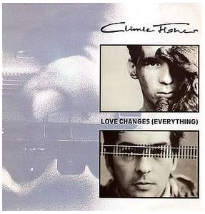 Climie Fisher: Love Changes (Everything) - Cover