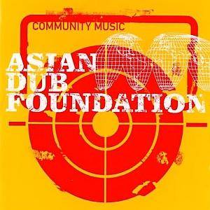 Cover - Asian Dub Foundation: Community Music