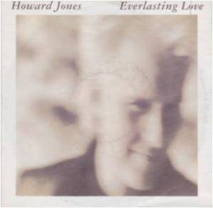 Howard Jones: Everlasting Love - Cover