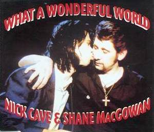 Nick Cave And The Bad Seeds: What A Wonderful World - Cover