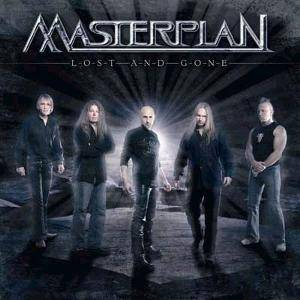 Cover - Masterplan: Lost And Gone