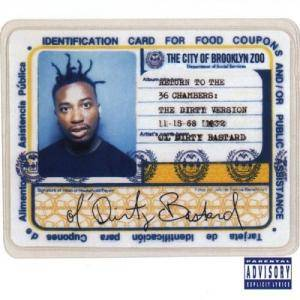 Cover - Ol' Dirty Bastard: Return To The 36 Chambers: The Dirty Version