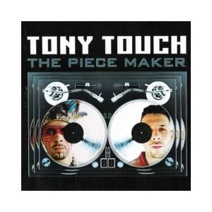 Cover - Tony Touch: Piece Maker, The