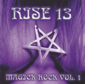 Rise 13 - Magick Rock Vol. 1 - Cover