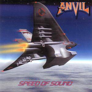 Cover - Anvil: Speed Of Sound