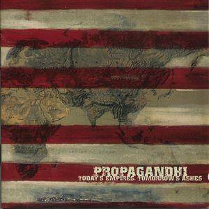 Cover - Propagandhi: Today's Empires, Tomorrow's Ashes