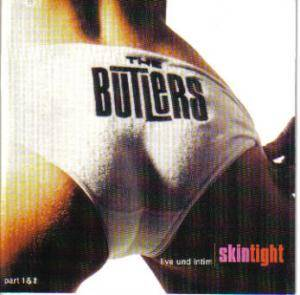 Cover - Butlers, The: Skintight - Live Und Intim Part 1 & 2