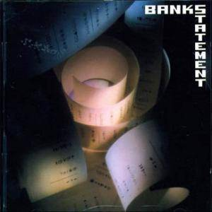 Tony Banks: Bankstatement - Cover