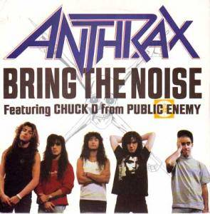 Anthrax: Bring The Noise - Cover