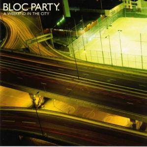 Bloc Party: Weekend In The City, A - Cover