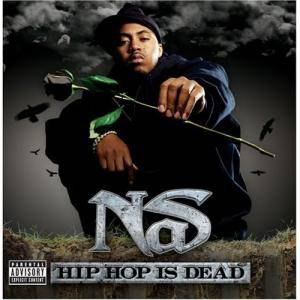 Cover - Nas: Hip Hop Is Dead