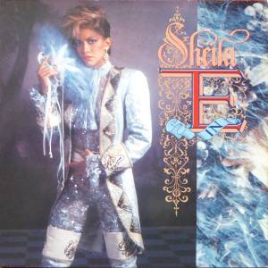 Cover - Sheila E.: In Romance 1600