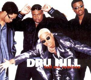 Cover - Dru Hill: Tell Me