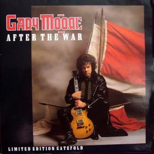 Gary Moore: After The War - Cover
