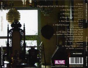 Bastards Of Love: Decadance Royale (CD) - Bild 2