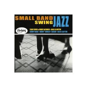 "Cover - Harry ""Sweets"" Edison & Eddie ""Lockjaw"" Davis: Fantasy Presents Small Band Swing Jazz"