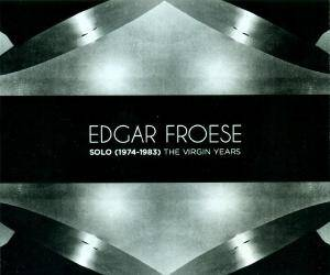 Edgar Froese: Solo (1974-1983) The Virgin Years - Cover