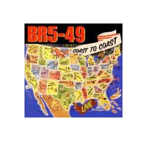 Cover - BR5-49: Coast To Coast