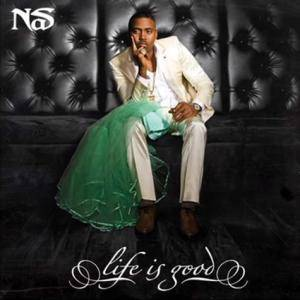 Nas: Life Is Good - Cover