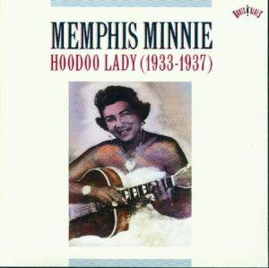 Cover - Memphis Minnie: Hoodoo Lady (1933 - 1937)