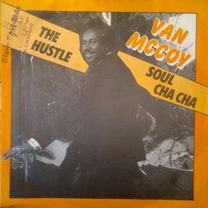 Van McCoy: Hustle, The - Cover