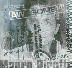 Mauro Picotto: Awesome!!! - Cover