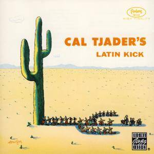 Cover - Cal Tjader: Latin Kick