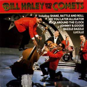 Cover - Bill Haley And His Comets: Bill Haley And The Comets
