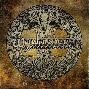 Waylander: Kindred Spirits - Cover
