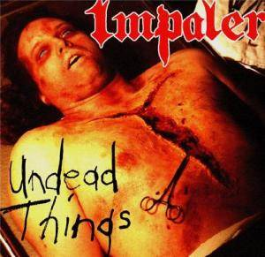 Cover - Impaler: Undead Things