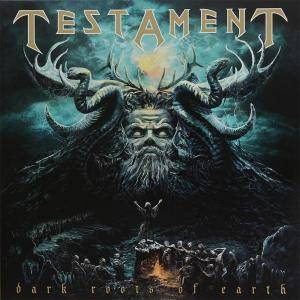 Testament: Dark Roots Of Earth - Cover