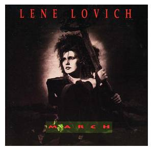 Cover - Lene Lovich: March