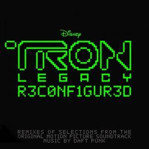 Daft Punk: Tron: Legacy - Reconfigured (CD) - Bild 1