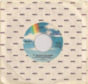"Olivia Newton-John: Physical (7"") - Bild 1"