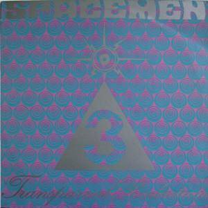 Cover - Spacemen 3: Transparent Radiation
