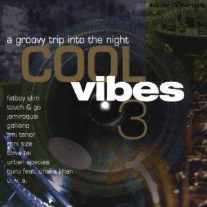 Cool Vibes 3 - A Groovy Trip Into The Night - Cover