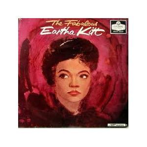 Cover - Eartha Kitt: Fabulous, The