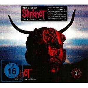 Slipknot: Antennas To Hell (2-CD + DVD) - Bild 2