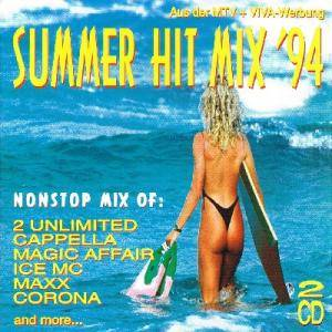 Cover - Mash!: Summer Hit Mix '94