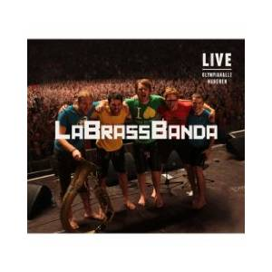 LaBrassBanda: Live Olympiahalle München - Cover