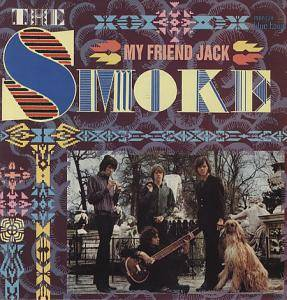 Cover - Smoke, The: My Friend Jack