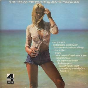 Klaus Wunderlich: Phase 4 World Of Klaus Wunderlich, The - Cover