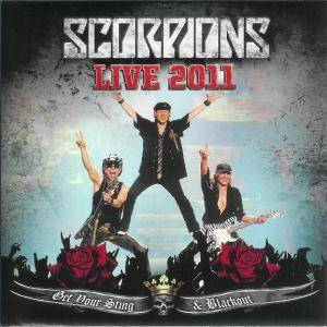 Scorpions: Live 2011 - Get Your Sting And Blackout (2-CD) - Bild 1