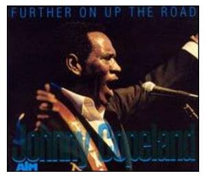 Cover - Johnny Copeland: Further On Up The Road